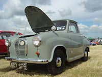 d897450429 Less than 500 of these Austin A35 pickups were ever built