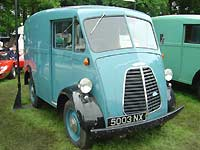 95a6ca390c Classic   Vintage vans - run an old commercial vehicle