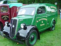 eeb85c6dea The Ford E83W vans and pickups also have a strong following