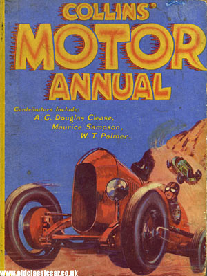 Collins Motor Annual
