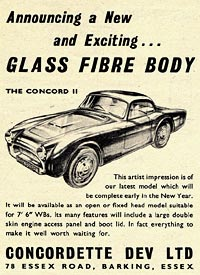Concordette Ford special