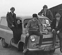 The Concords and their Bedford CA