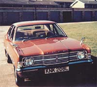 Mark 3 Ford Cortina