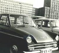 1963 DAF 31 car