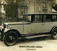 A Mulliner-bodied Daimler 20