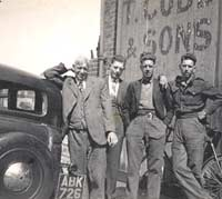 Haulage company in 1946