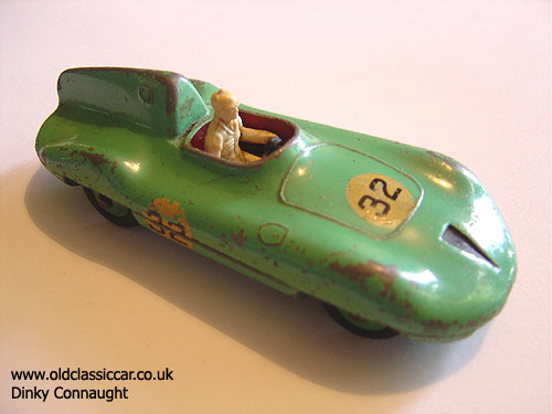 Dinky Connaught 236