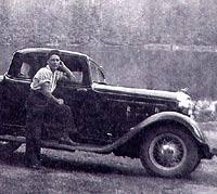 Vintage Dodge Coupe