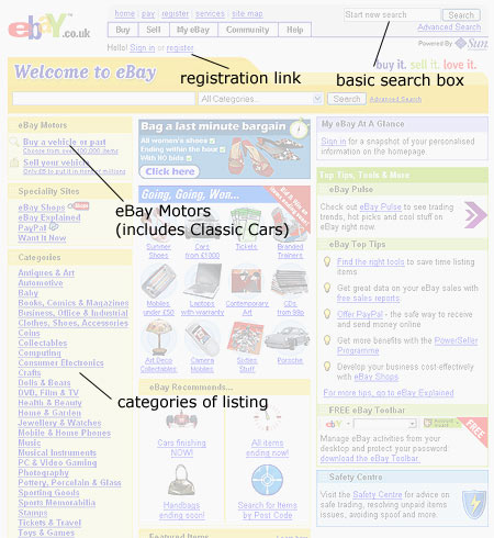 Ebay official site ebay celeb today