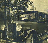 1928 Erskine car.