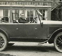 1919 Essex tourer