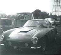 A V12 Ferrari 250 GT