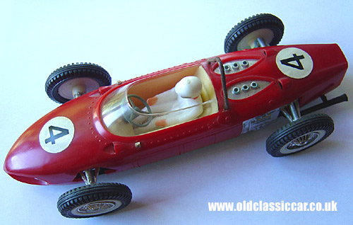 Ferrari Grand Prix car toy
