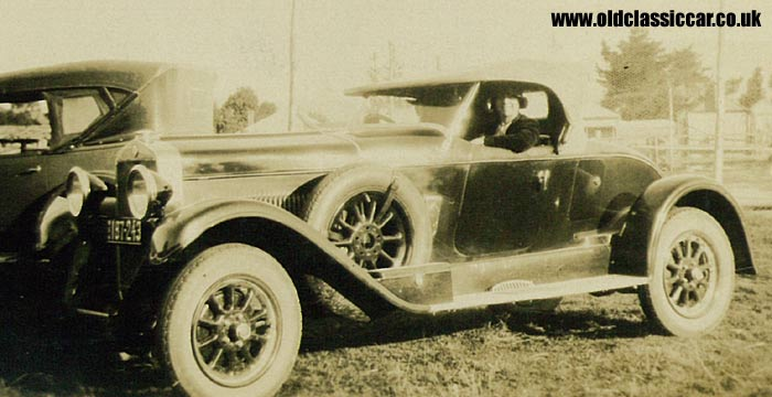 Another look at this Fiat 519 / 519C