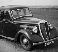A 1937 Standard Flying 10