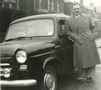 1953 Ford Anglia 100E