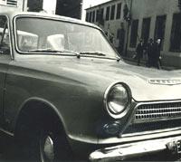 Mk1 Consul Cortina