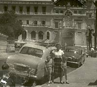 Ford Consul and its owners