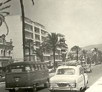 Ford Consul in Nice, France