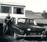 Mk1 Cortina Deluxe