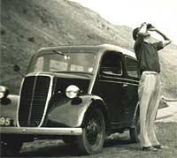 Early E83W panel van