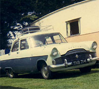Ford Zodiac Mk2 photo