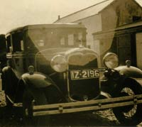 Ford Model A in Ireland