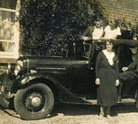 1932 Ford Model B V8