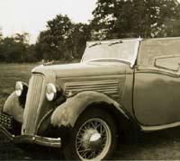 A 1935 Model C Tourer