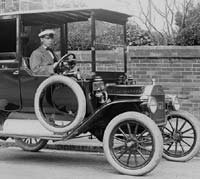 Another Ford Model T