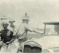 A Model A tourer