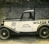 Ford Model Y Pickup in the 1930s