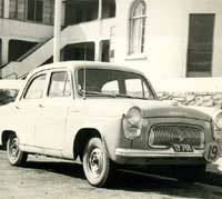 Ford Prefect in S. Africa