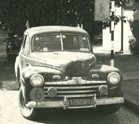 V8 Ford car photo