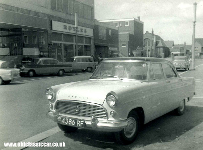 Photograph of a Mk2 Consul