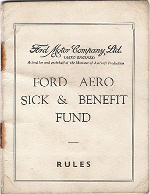 Ford sick & benefit fund