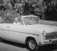 Ford Consul Mark 1