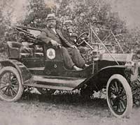 A Model T in Canada