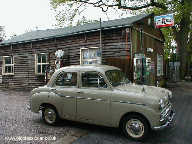 Northwich garage
