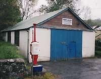 Olde garage nr Tavistock