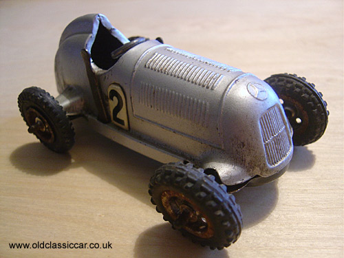 Gescha toy Mercedes from the 30s