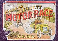Gordon Bennett Motor Race Game