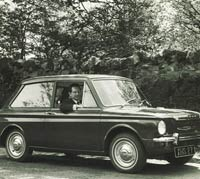 1963 Imp in Scotland