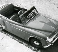 A Phase III/IV Minx Convertible car