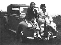 Hillman Minx DHC in the 1950s