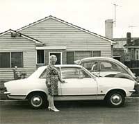 A 1967 Holden HB Torana