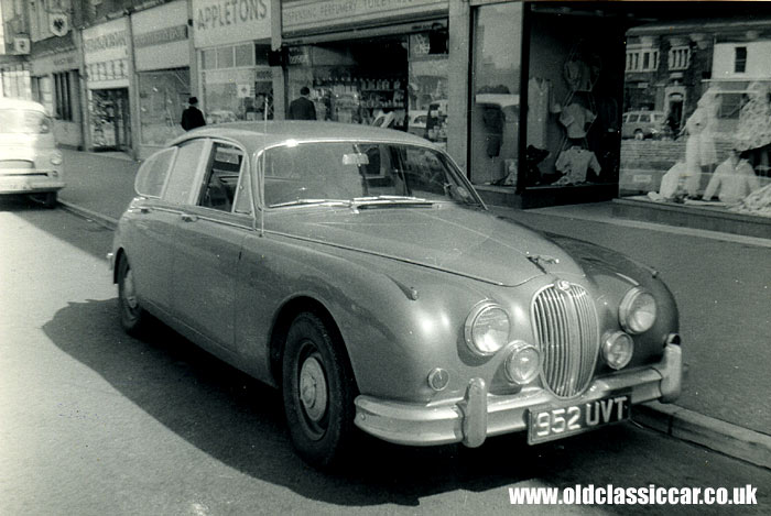 Jaguar Mk2 Original 3 8 Jag