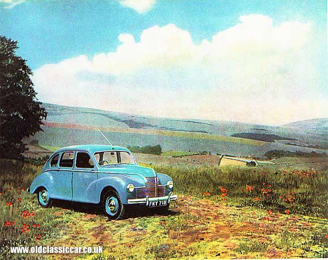 Jowett Javelin Pictures Javelin Car Picture