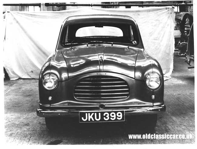 Jowett CD prototype