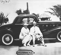 1934 LaSalle automobile